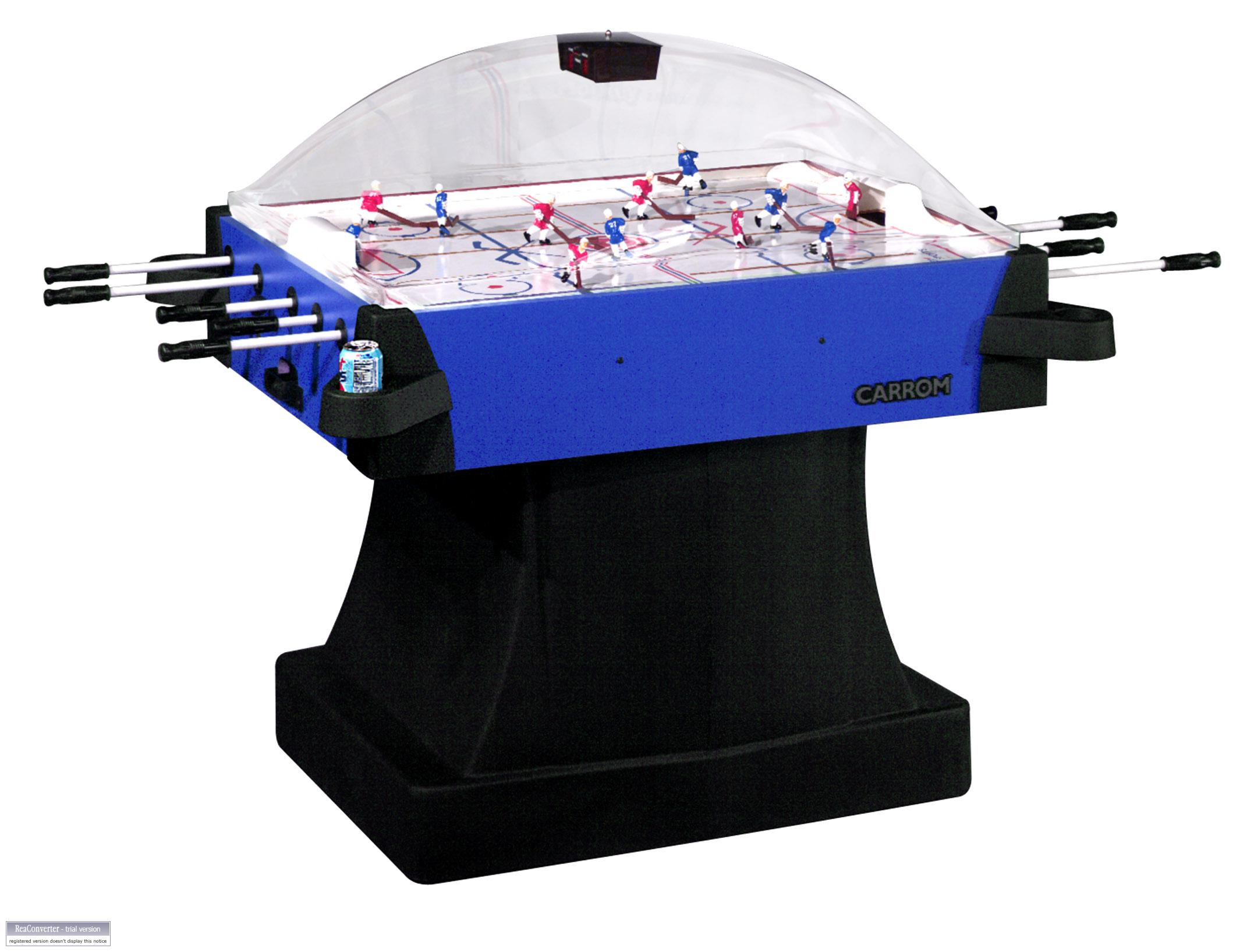 Carrom 425.01 435.01 Signature Stick Hockey Table with Pedestal