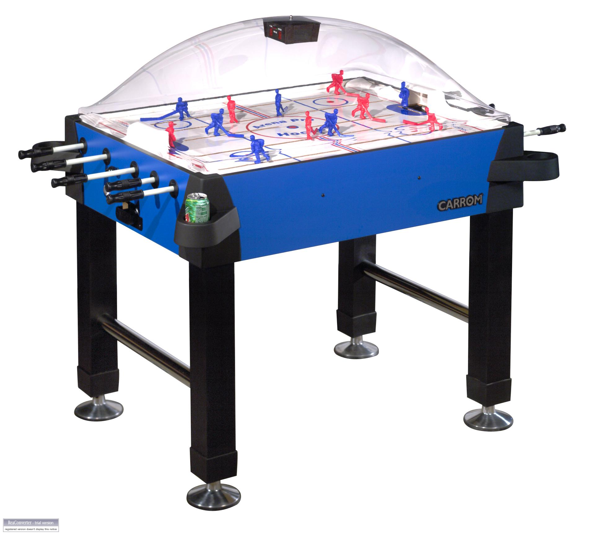 Carrom Signature 7' Stick Hockey Tables - Legs