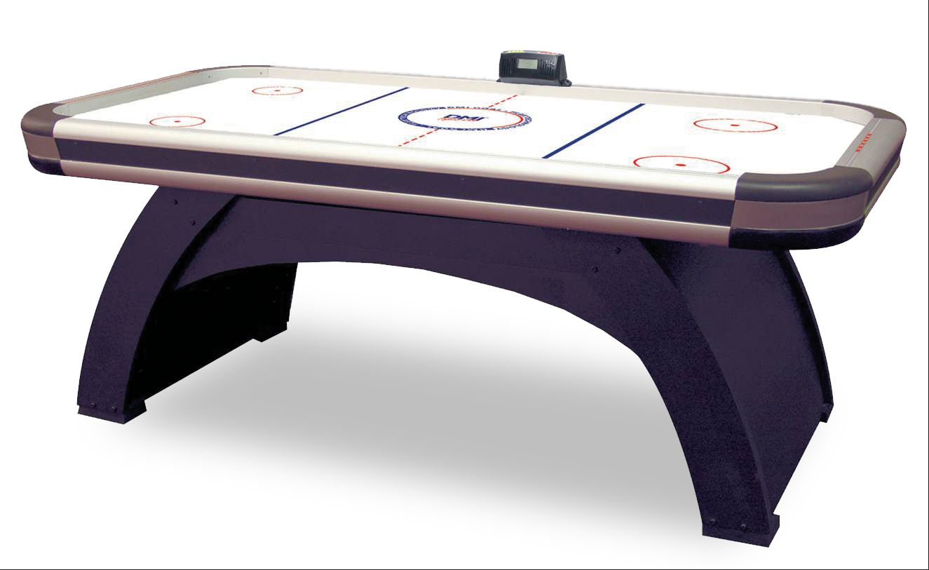 DMI Sports Goalflex 7' Air Hockey Table with Thin Profile
