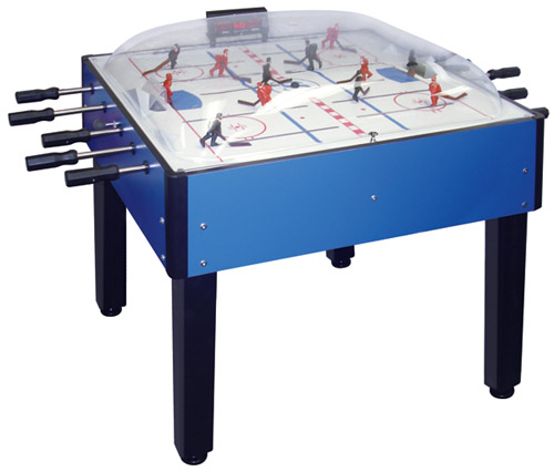 Box Hockey Game