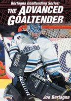 Joe Bertagna Advanced Goaltender goalie dvd
