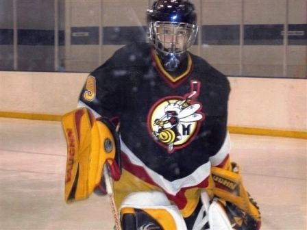 hockey goalie photo