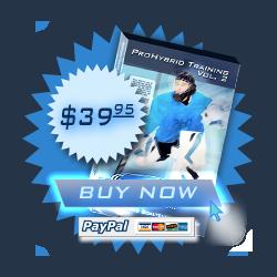 Pro-Hybrid Goalie Training DVD Volume 2